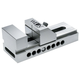 Wilton 11715 Super Precision Tool Makers Screwless Vise - 3 in. Jaw Width,