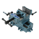 Wilton 11695 Cross Slide Drill Press Vise - 5 in. Jaw Width, 5 in. Jaw Opening, 1-1/2 in. Jaw Depth