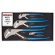 Channellock PC-3 4-Piece Pro's Choice Tongue and Groove Plier