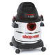 Shop-Vac 5986000 5 Gallon 4.5 Peak HP Stainless Steel Wet/Dry Vacuum