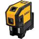 Dewalt DW0851 Combilaser Self-Leveling 5-Spot Beam/Horizontal Laser