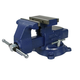 Wilton WMH14600 Multi-Purpose Reversible Bench Vise - 6-1/2 in. Jaw Width
