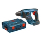Bosch RHS181BL 18V Cordless Lithium-Ion Compact SDS-Plus Rotary Hammer (Bare Tool) with L-BOXX-2 and Exact-Fit Insert