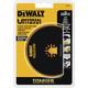 Dewalt DWA4211 Oscillating Tool Titanium Semicircle Blade