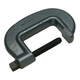 Wilton 27211 O Series Bridge C-Clamp - Short Spindle, 12-3/8 in. Jaw Opening, 4-1/4 in. Throat Depth