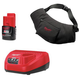 Milwaukee 2322-21 M12 12V Cordless Lithium-Ion Black Hand Warmer Kit
