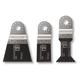 Fein 63502152140 Multi-Mount E-Cut Blade 3-Piece Set