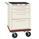 JET 766000 Four Drawer Roller Cabinet with Top Mat