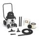 Shop-Vac 9712900 8 Gallon 4.0 Peak HP Stainless Steel Wet/Dry Vacuum