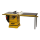 Powermatic 1792000CK 3 HP 10 in. Single Phase Left Tilt Table Saw with 50 in. Accu-Fence CSA Certified and Riving Knife