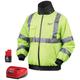 Milwaukee 2347-3X 12V Lithium-Ion Heated Jacket Kit