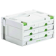 Festool 491984 6-Drawer Sortainer