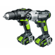 Rockwell RK1700K2 16V MaxLithium-Ion 2-Tool Combo Kit