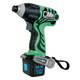 Hitachi WH9DMR 9.6V Cordless 1/4 in. Hex Impact Driver