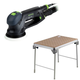 Festool C11500608 Rotex 5 in. Multi-Mode Sander plus MFT/3 Basic  Multi-Function Work Table