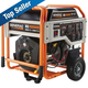 Factory Reconditioned Generac 5802R XG Series 10,000 Watt Electric Start Portable Generator