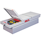 Delta 901000 Steel Gull Wing Lid Full-size Crossover Truck Box (White)