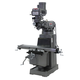 JET 690160 Mill with 3-Axis ACU-RITE 200S DRO & X/Y/Z-Axis Powerfeed