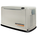 Generac 5884 Guardian Series Air-Cooled 14kW 120/240V Single Phase Steel Residential Generator (CARB)