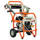 Generac 6416 3,500 PSI 3.6 GPM Commercial Gas Pressure Washer