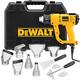 Dewalt D26960K Heavy Duty Heat Gun with LCD Display and Kitbox