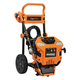 Generac 6412 3,000 PSI 2.8 GPM OneWash 4-in-1 Gas Pressure Washer