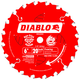 Diablo D0620X 6 in. 20 Tooth Framing Saw Blade