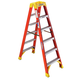 Werner T6206 6 ft. Type IA Fiberglass Twin Ladder