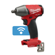 Milwaukee 2759B-20 M18 FUEL 18V Cordless Lithium-Ion 1/2 in. Compact Impact Wrench with Friction Ring & ONE-KEY Connectivity (Bare Tool)