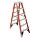 Werner T7406 6 ft. Type IAA Fiberglass Twin Ladder