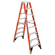 Werner T7408 8 ft. Type IAA Fiberglass Twin Ladder
