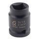 Sunex Tools 218FP 1/2 in. Drive 9/16 in. Plug Socket (Female)