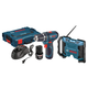 Bosch PS31-2ALPB 12V Cordless Lithium-Ion Drill Driver and Radio with L-BOXX1