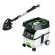 Festool PI571579 Planex Drywall Sander with CT MIDI 3.3 Gallon HEPA Mobile Dust Extractor