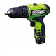 Rockwell RK2510K2 12V Cordless LithiumTech 3/8 in. Drill Driver Kit