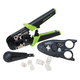 Greenlee PA4909 Network Tool Bundle with Cutter/Stripper, Punchdown and Data Tool