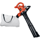 Black & Decker BV3600 12 Amp Two Speed Handheld Electric Mulcher Blower Vac