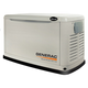 Generac 5883 Guardian Series Air-Cooled 10kW 120/240V Single Phase Steel Residential Generator (CARB)