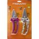 Fiskars 395815-1001-W Designer Stainless Steel Pruning Set (Wine)