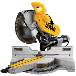 Factory Reconditioned Dewalt Dws782r 12 In Dual Bevel Sliding