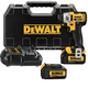Dewalt DCF895M2 20V MAX XR Cordless Lithium-Ion 1/4 in. Brushless 3-Speed Impact Driver Kit