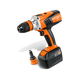 Fein 71160261090 14V Brushless Cordless Lithium-Ion Drill Driver with Interchangeable Chuck