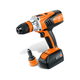 Fein 71160661090 14V Brushless Cordless Lithium-Ion Compact Drill Driver with Interchangeable Chuck