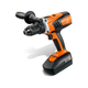 Fein 71160761090 18V Brushless Cordless Lithium-Ion 4-Speed Compact Drill Driver