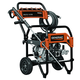 Generac 6564 3,800 PSI 3.6 GPM Commercial Gas Pressure Washer