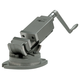 Wilton 11707 2 Axis Angular Vise, 6 in. Jaw Width, 6 in. Jaw Opening, 2 in. Jaw Depth