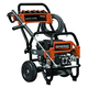 Generac 6607 3,100 PSI 2.8 GPM Commercial Gas Pressure Washer - CARB