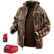 Milwaukee 2387-2X 12V Lithium-Ion Heated 3-in-1 Jacket Kit