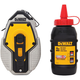 Dewalt DWHT47246L 6:1 Chalk Reel with Red Chalk