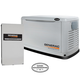 Generac 6053 Guardian Series Air-Cooled 17kW 120/240V Single Phase Aluminum Residential Generator with Nexus Smart Switch (CARB)